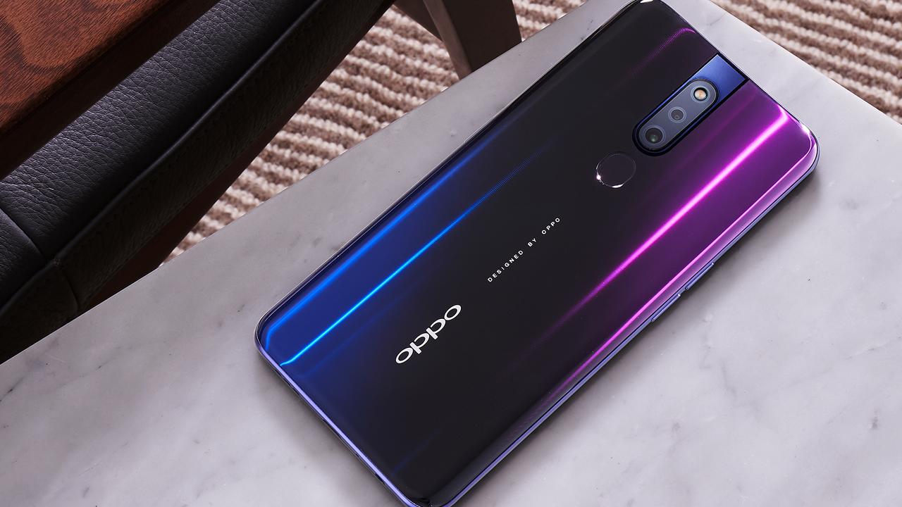 Phiên bản OPPO F11 Pro 128GB bán ra, giá không đổi 3