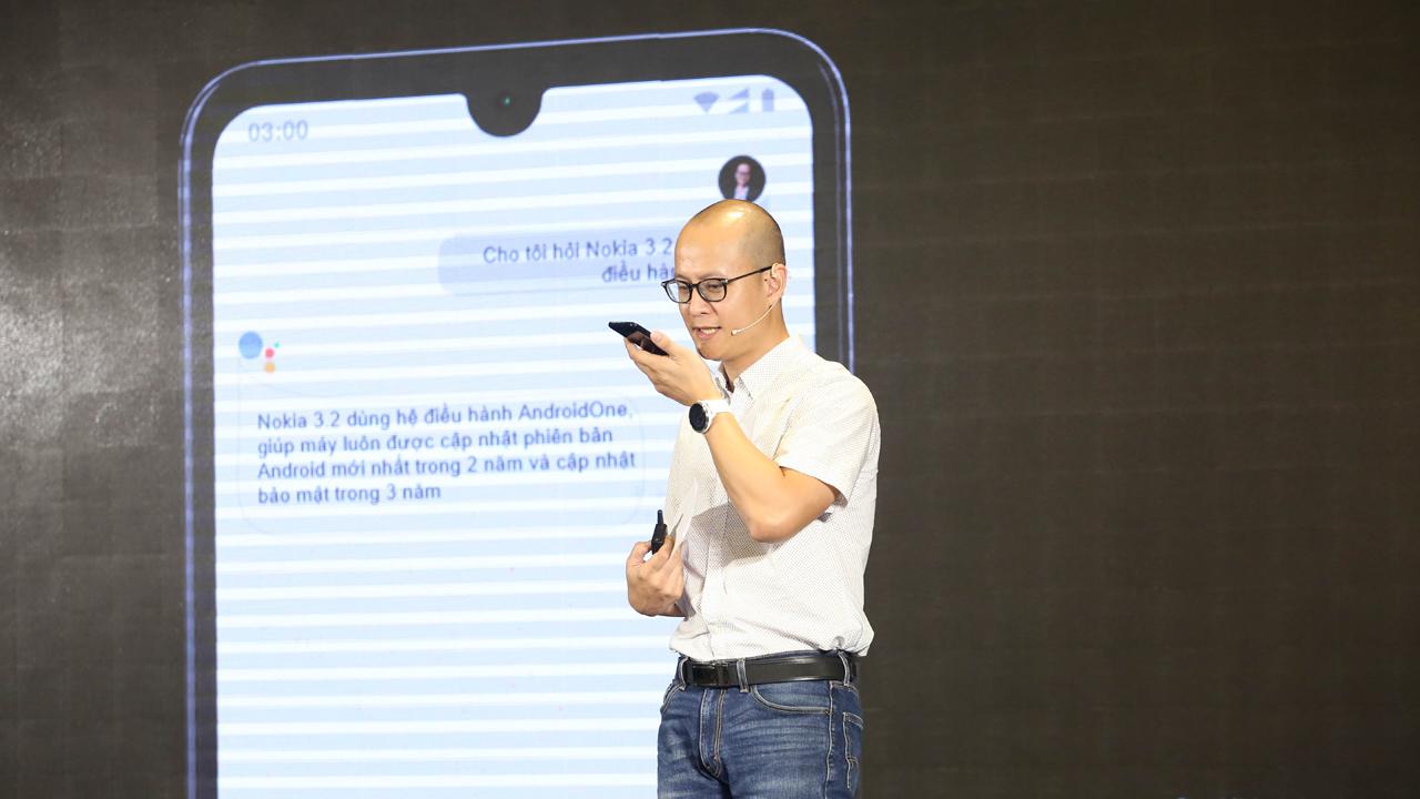 Nokia 3.2 ra mắt: màn hình lớn, pin 2 ngày 3