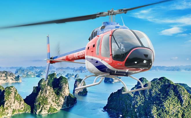 HaLong Heli Tours, dịch vụ ngắm Hạ Long bằng trực thăng mất bao nhiêu tiền? 1