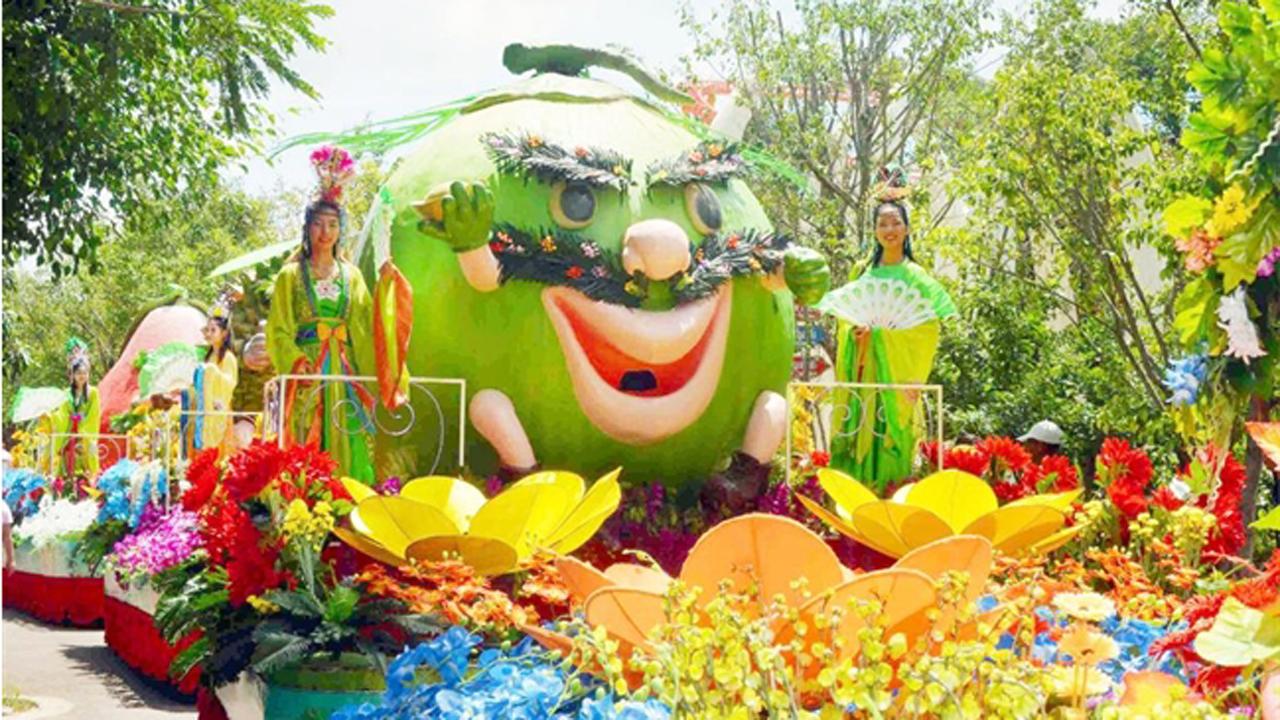 Lễ hội trái cây Nam bộ 2019 diễn ra khi nào? 2