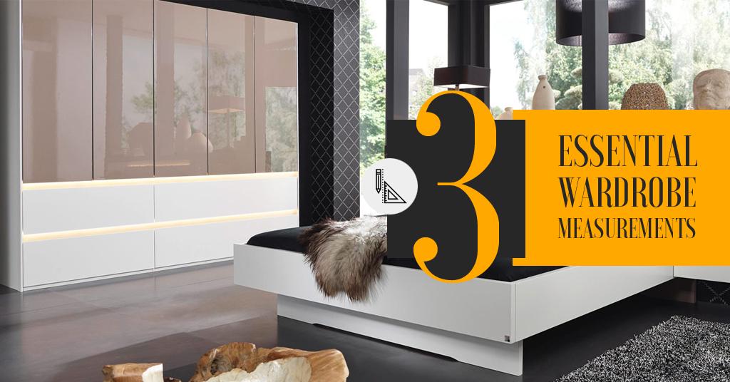 Kích thước tủ quần áo: những khái niệm cơ bản 4