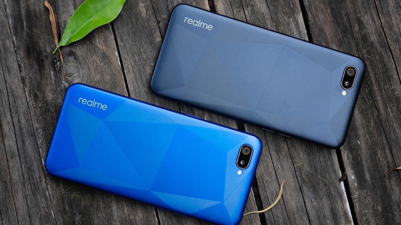 Realme C2 phiên bản nâng cấp bán độc quyền tạiThế Giới Di Động, giá2,99 triệu đồng 2