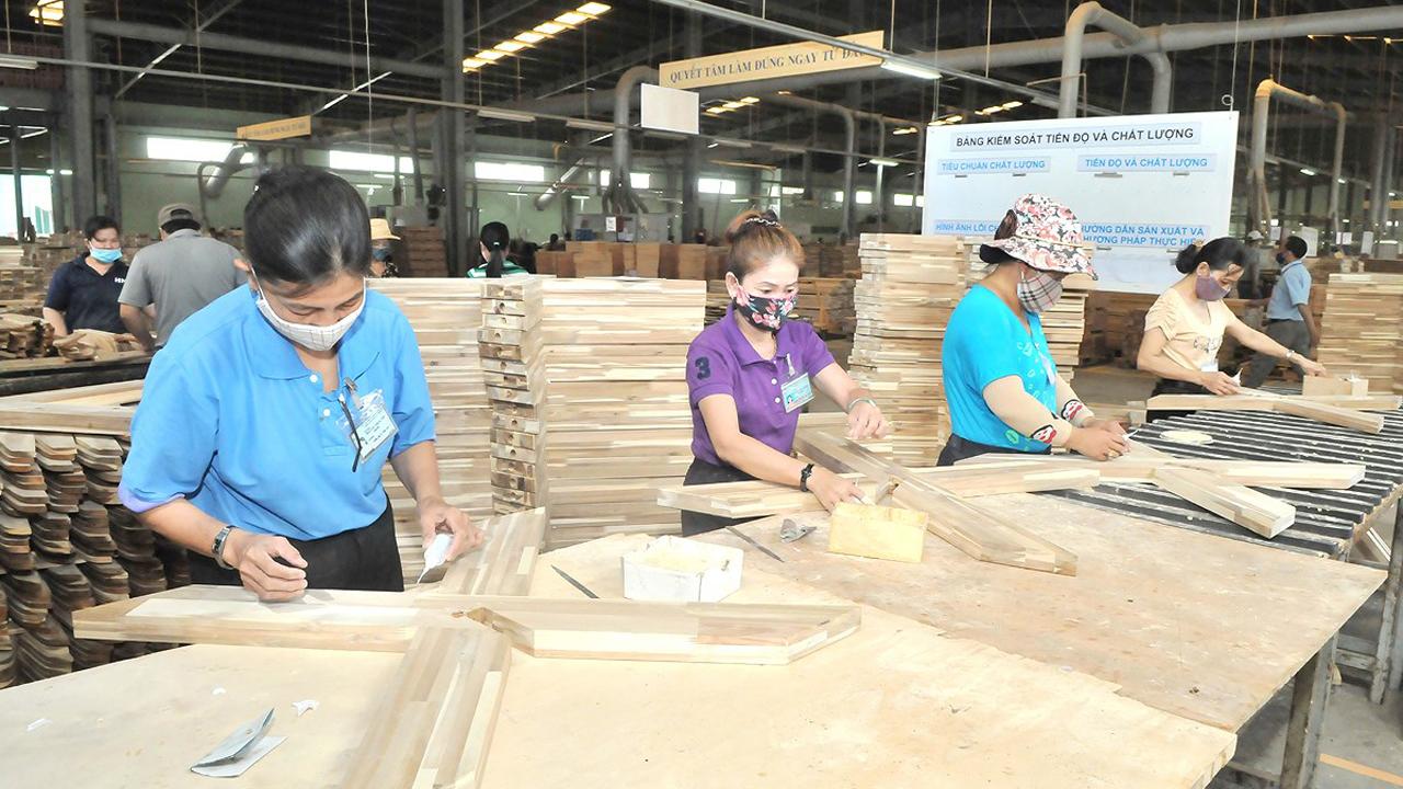 4 thách thức buộc doanh nghiệp ngành gỗ phải tư duy lại mô hình sản xuất, chế biến 4