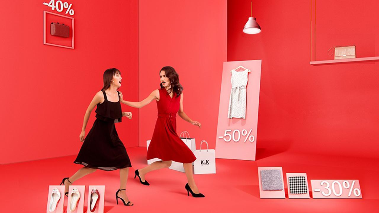 K&K Fashion đồng loạt giảm giá đến 70% dịp 20/10 1