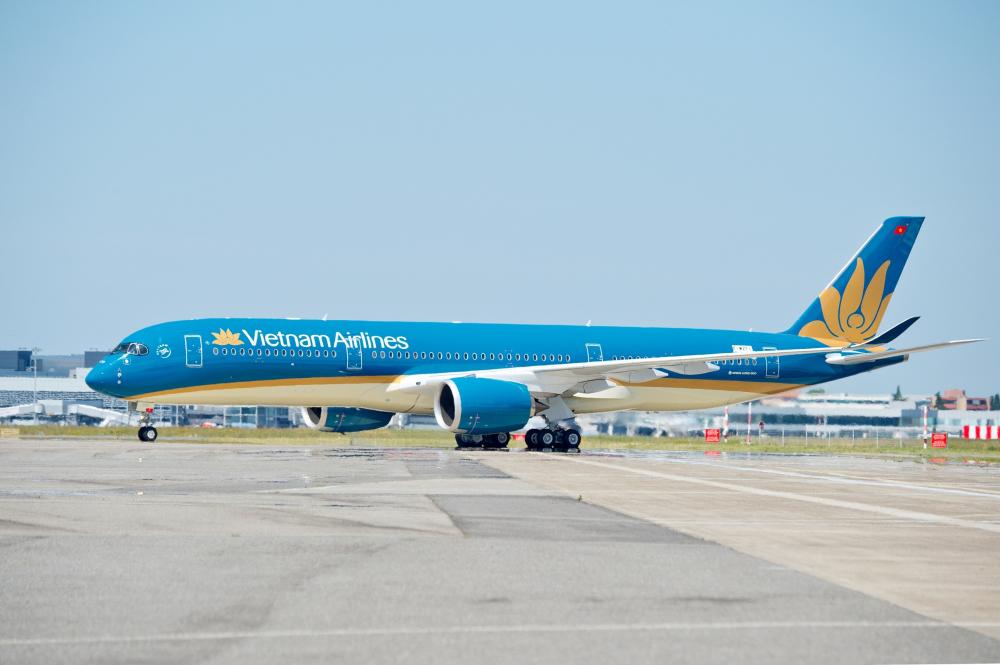 Vietnam Airlines ra mắt dịch vụ WiFi trên chuyến bay 2