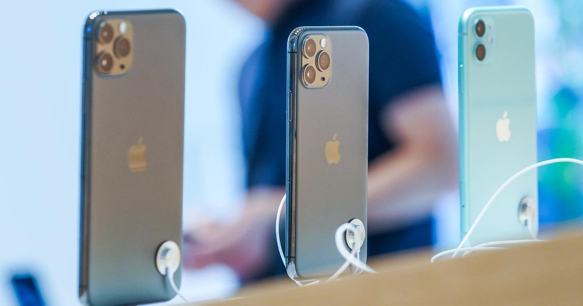 Mua iPhone 11 được giảm giá ở Viettel Store 1