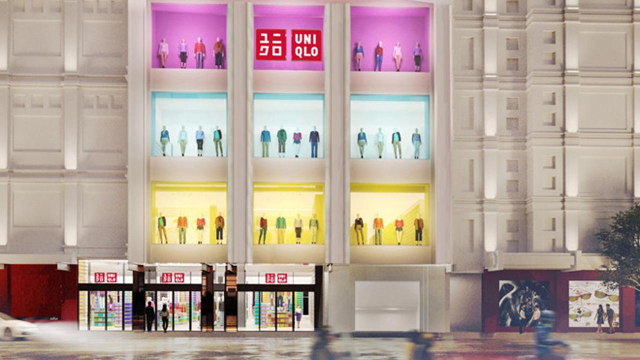 Uniqlo có cửa hàng đầu tiên tại Việt Nam 1
