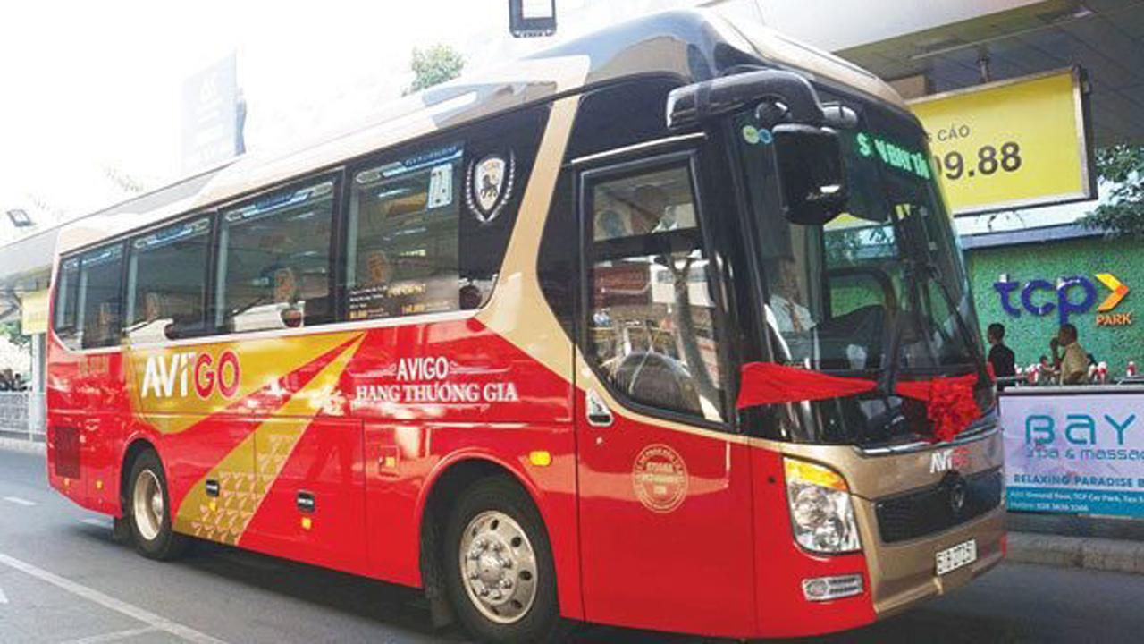 Grab cho khách đặt vé xe buýt trên ứng dụng 1