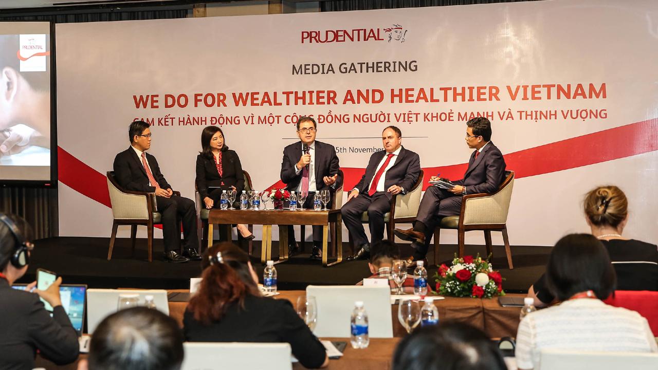 Prudential cam kết hành động vì một cộng đồng người Việt khỏe mạnh và thịnh vượng 2