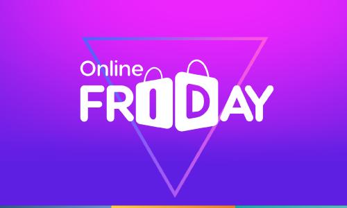 Sau Single's Day lại đến Online Friday với hàng nghìn sản phẩm chính hãng giảm giá mạnh 1