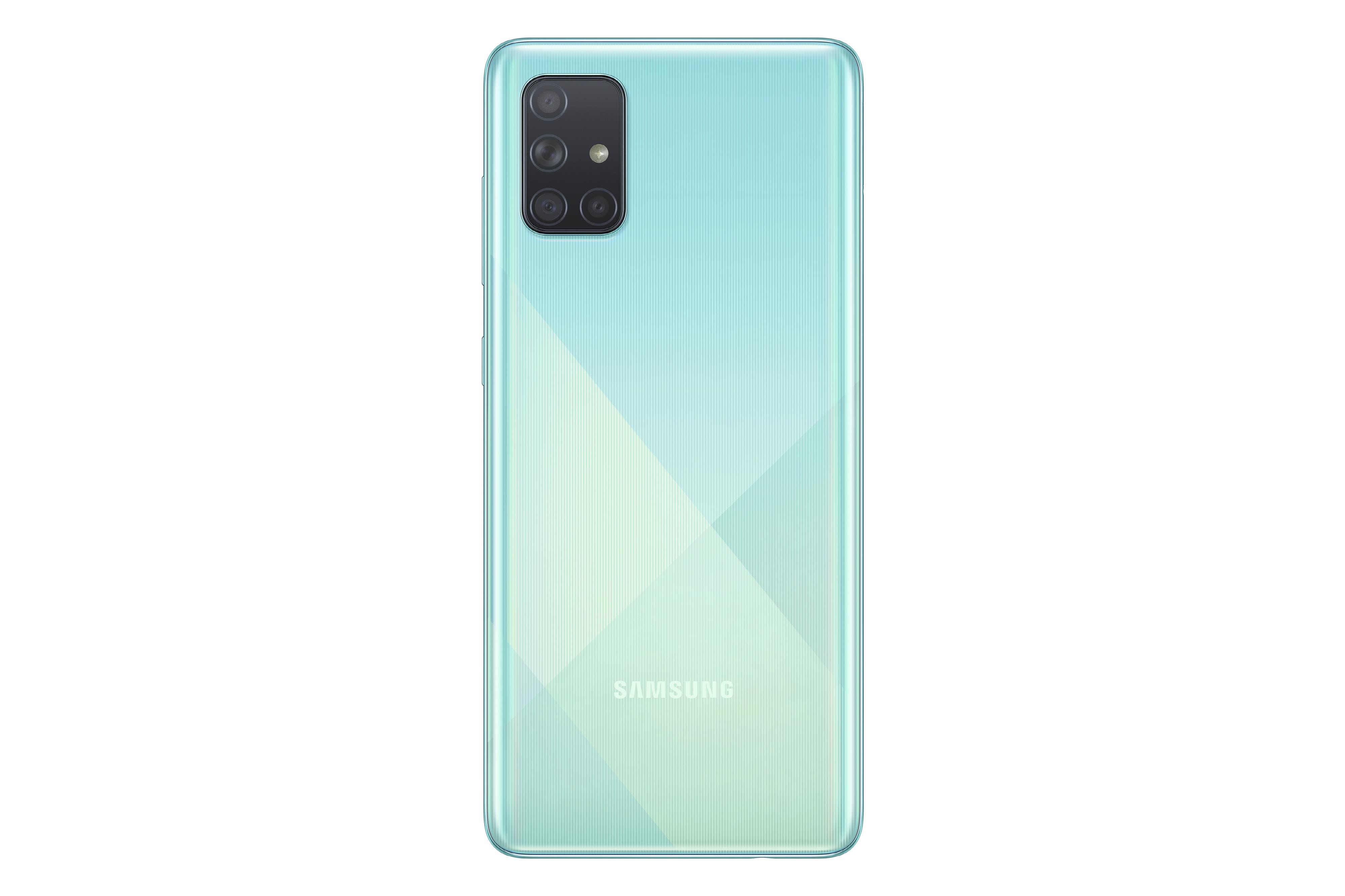 Galaxy A71 bán ra ngày 20/1, giá 10.49 triệu đồng 3