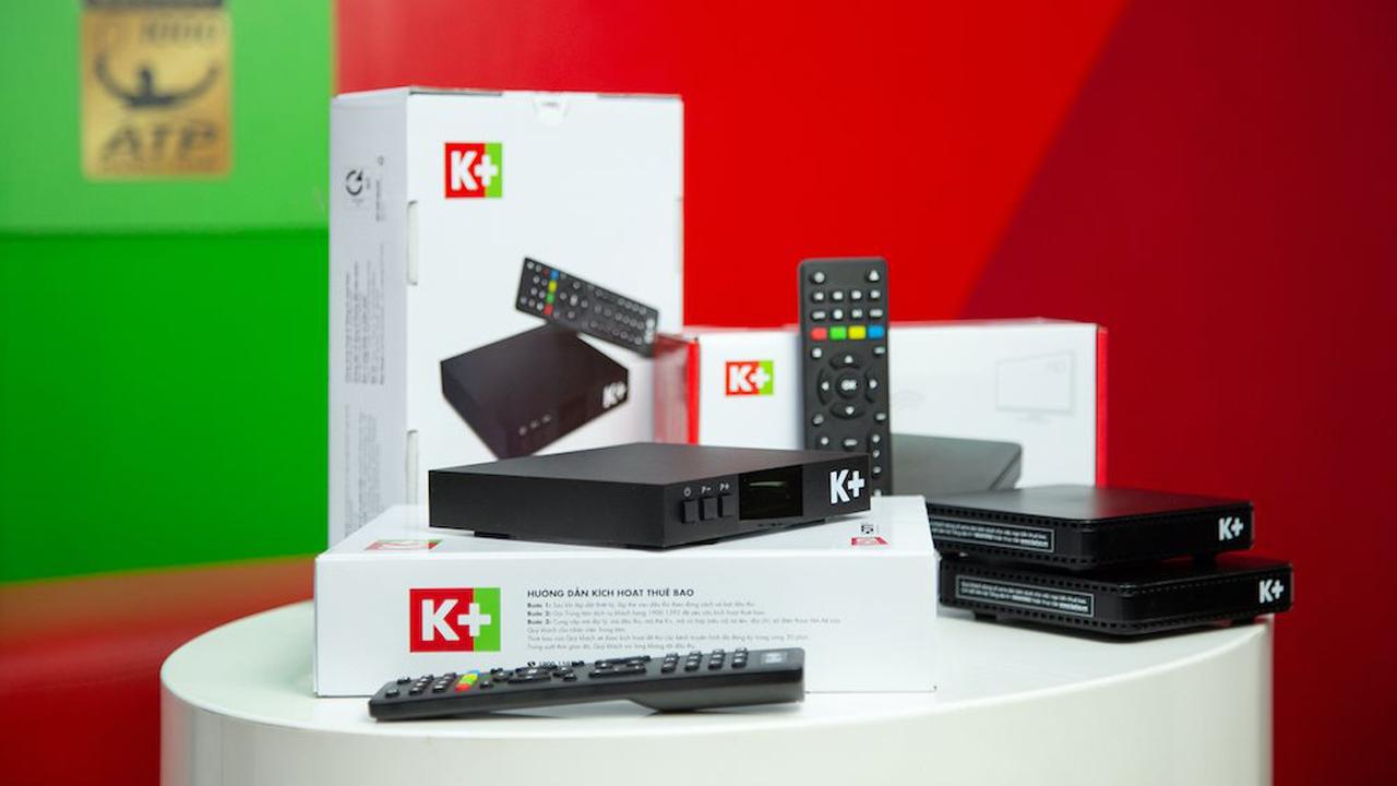 Thuê bao K+ mới được tặng miễn phí trọn bộ xem truyền hình 1