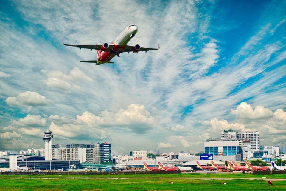 Vietjet ưu đãi vé máy bay chỉ từ9.000 đồng 1