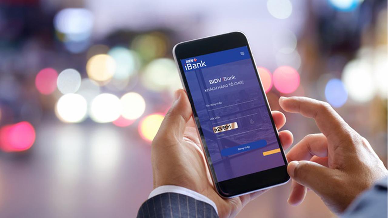 Doanh nghiệp đăng ký mới iBank BIDV được miễn phí chuyển tiền 1