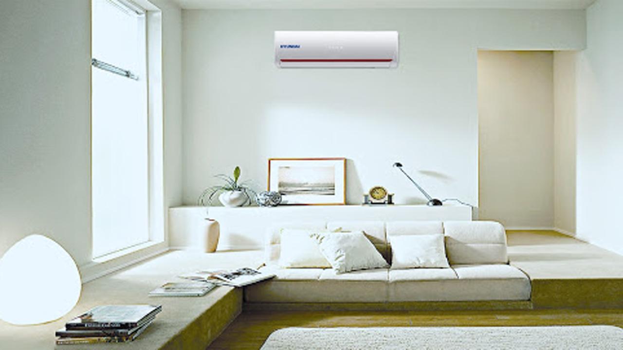 Máy lạnh có lượng điện tiêu thụ một ngày thế nào? 2