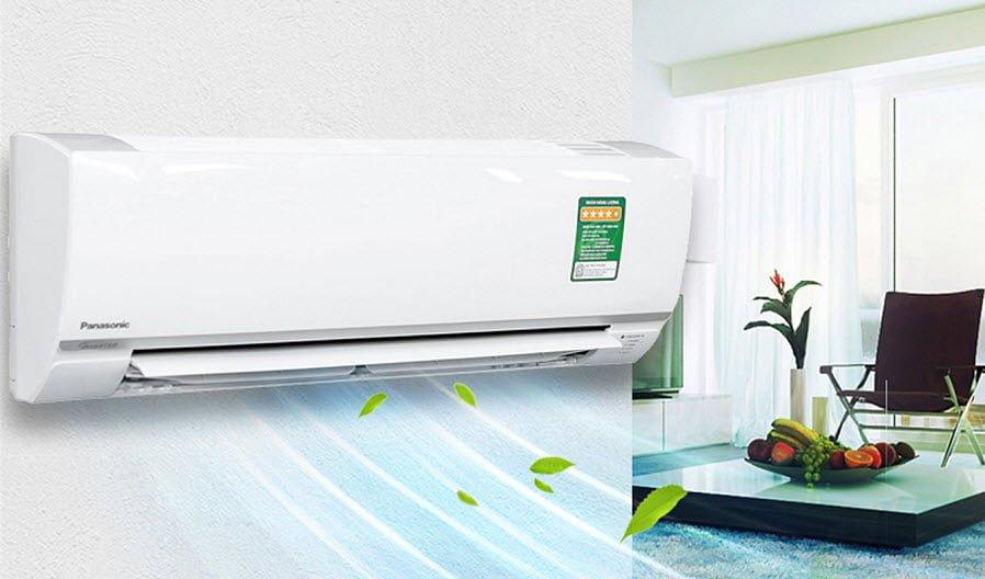 Máy lạnh có lượng điện tiêu thụ một ngày thế nào? 1