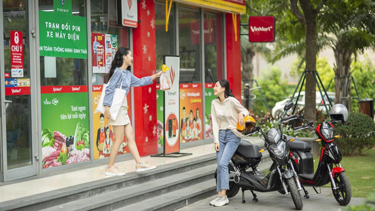 Giá thuê, đổi pin xe máy điện VinFast là bao nhiêu? 2
