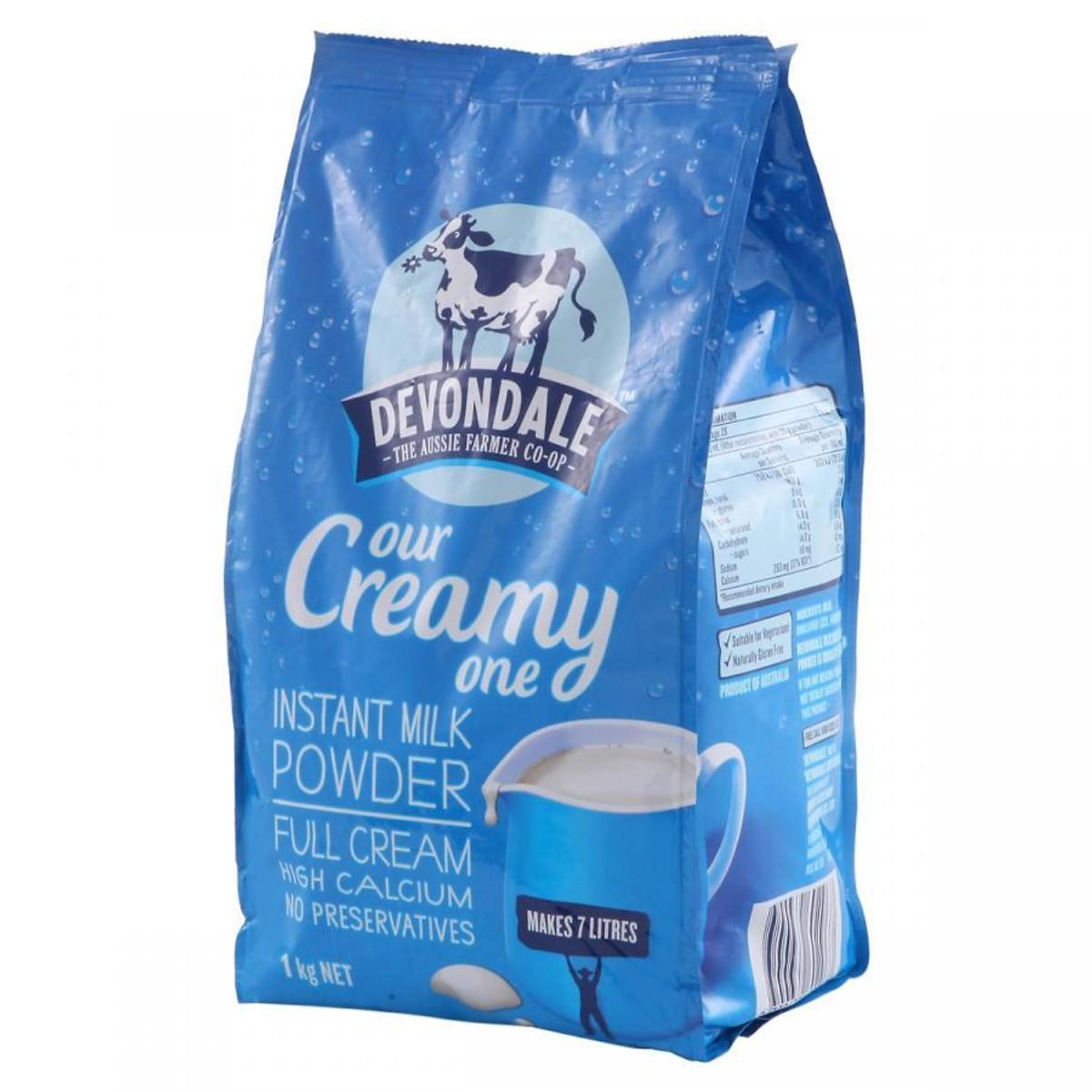 Chọn sữa tươi nguyên kem Vinamilk hay Devondale? 3
