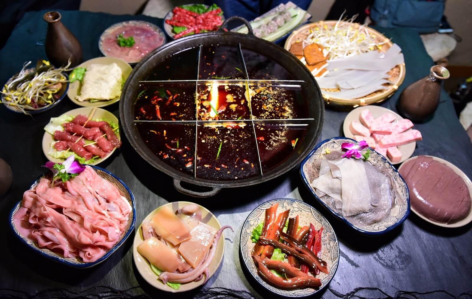 Lẩu Trùng Khánh có gì đặc biệt? 5