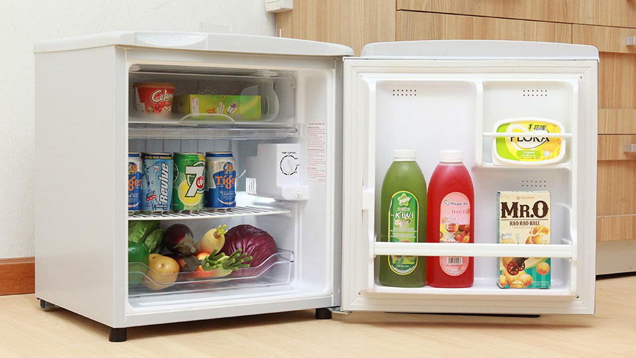 Chọn mua tủ lạnh mini 3