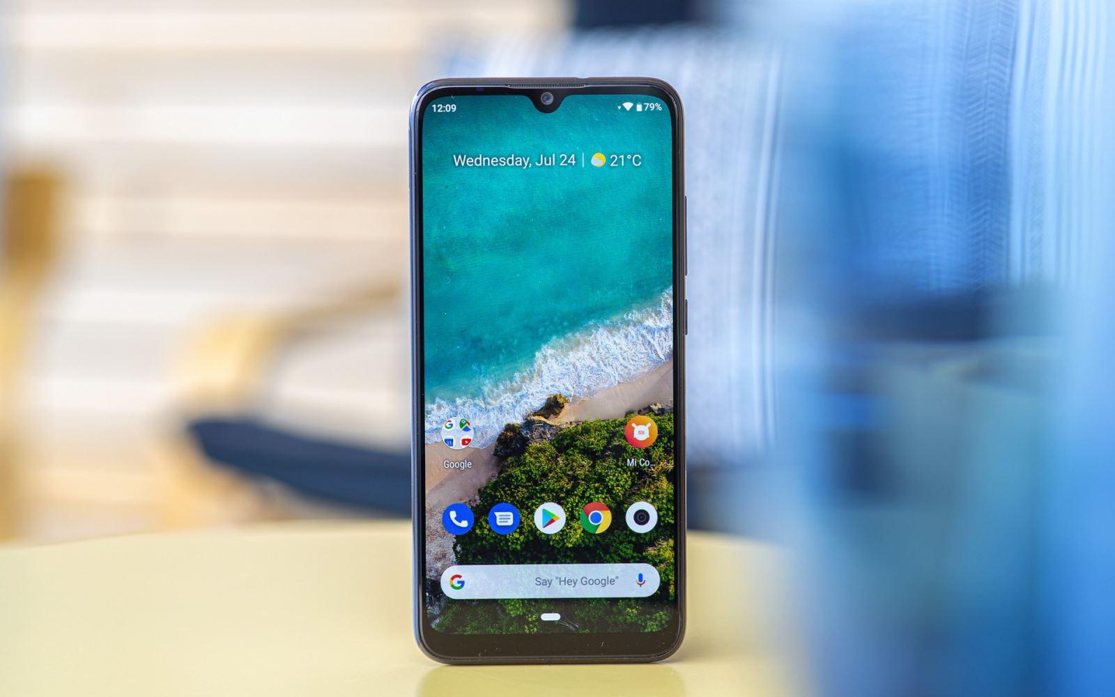 Smartphone chạy Android lạ: Chọn Xiaomi Mi A3 hay Huawei Y6P? 3