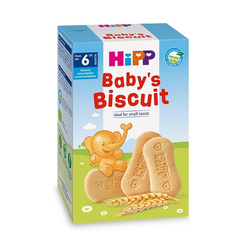 Bánh ăn dặm cho bé 5 - 7 tháng tuổi loại nào tốt? 5