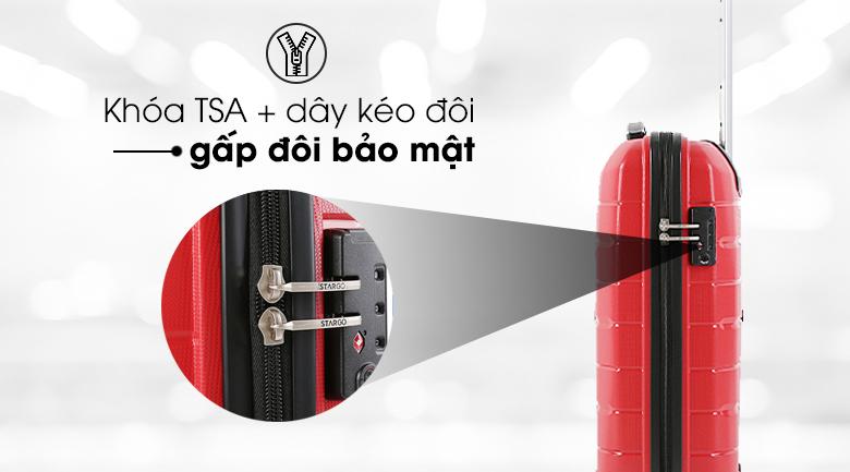 Khóa số TSA trên vali là gì? 1