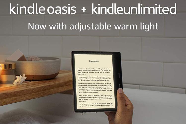 Có nên mua máy đọc sách Kindle Oasis Warm Light? 2