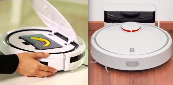 Sử dụng robot hút bụi thông minh cần lưu ý những điều gì? 1