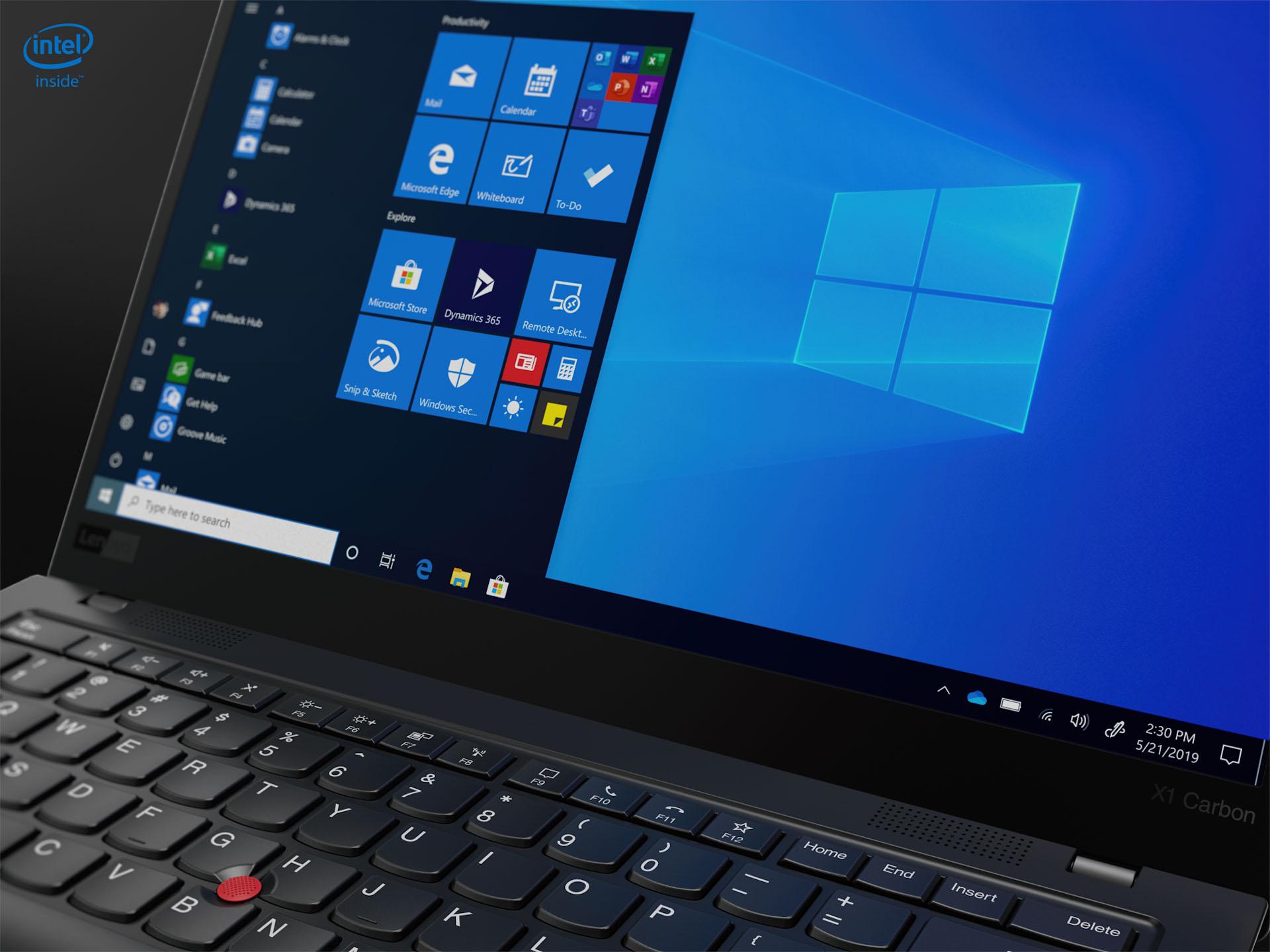 Bộ đôi ThinkPad X1 Carbon Gen 8 và ThinkPad X1 Yoga Gen 5 lên kệ, giá từ 44.99 triệu đồng 2