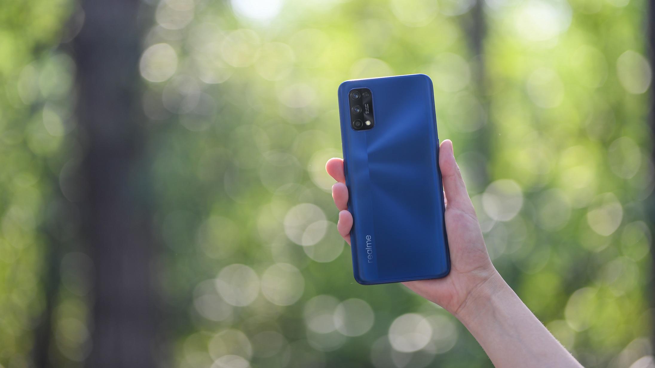 Realme 7 và 7 Pro ra mắt ngày 21/9, bán độc quyền tại Thế Giới Di Động 1