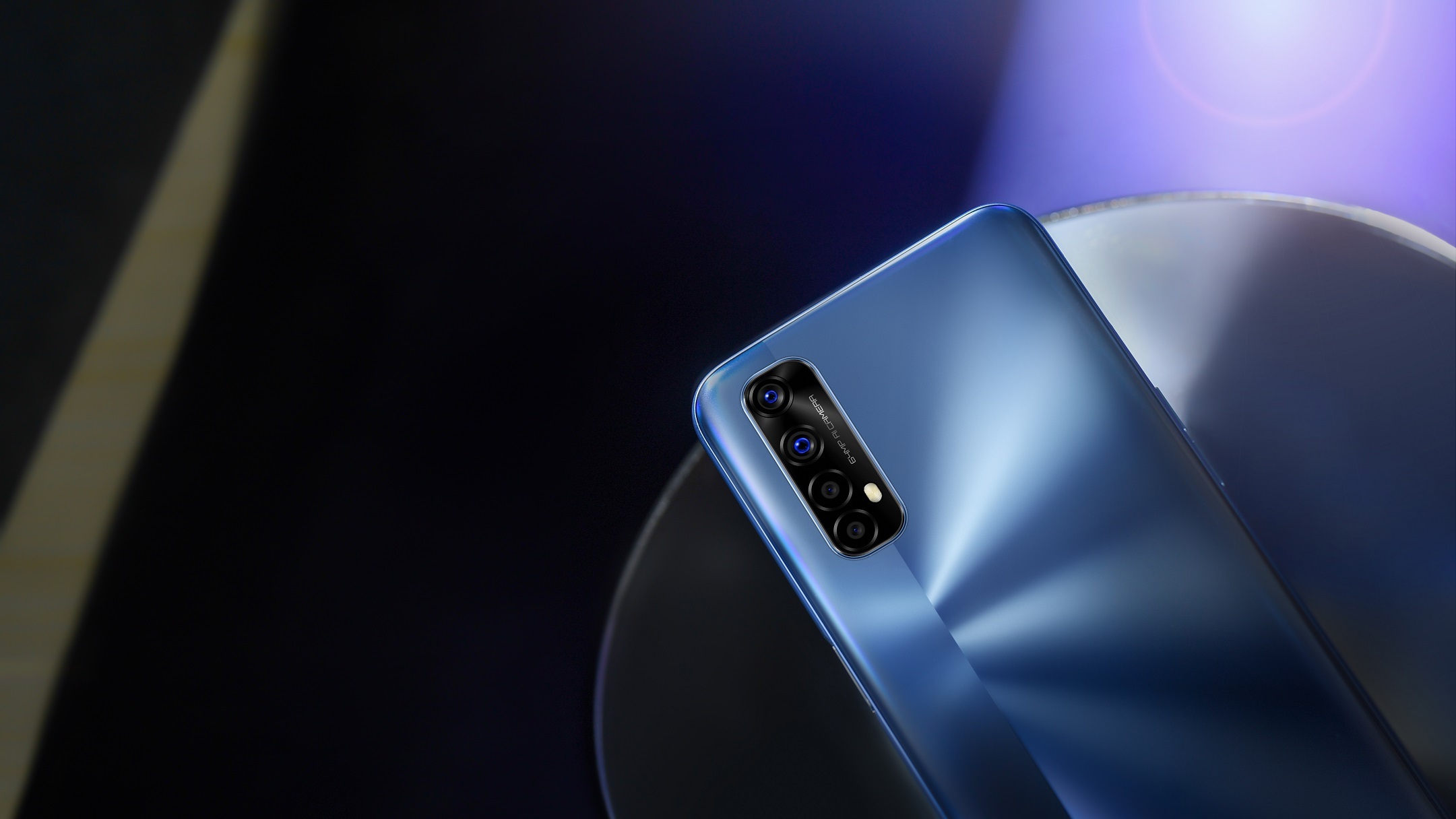 Realme 7 và 7 Pro ra mắt ngày 21/9, bán độc quyền tại Thế Giới Di Động 3