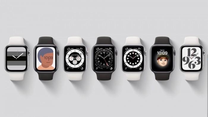 Apple Watch SE, Apple Watch Series 6, iPad 8th Gen, iPad Air 4 chính thức bán tại Việt Nam giữa tháng 10 3