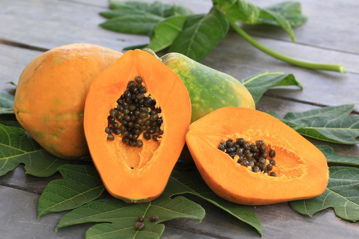 Những loại trái cây tốt cho da mụn 2