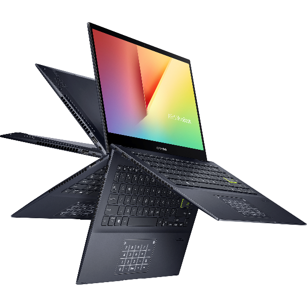 Laptop Asus VivoBook Flip 14 TM420 lên kệ, giá 16.69 triệu đồng 2