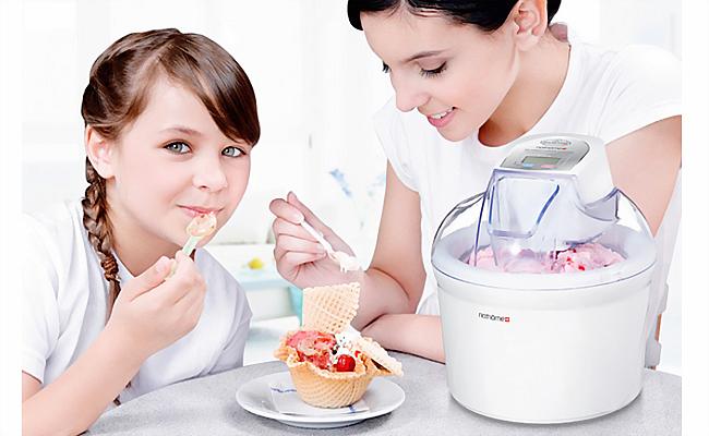 Có nên mua máy làm kem gia đình? 1