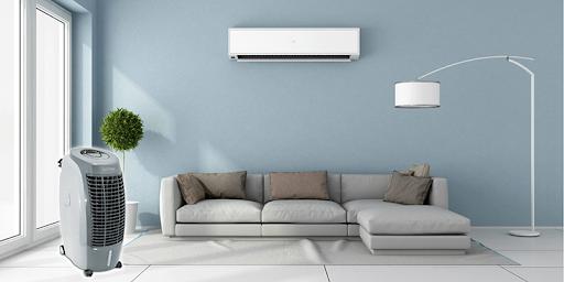 Sử dụng quạt kết hợp máy lạnh giúp tiết kiệm điện, đúng hay sai? 3