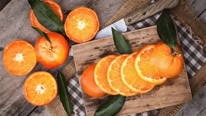 Những loại trái cây tốt cho da mụn 7