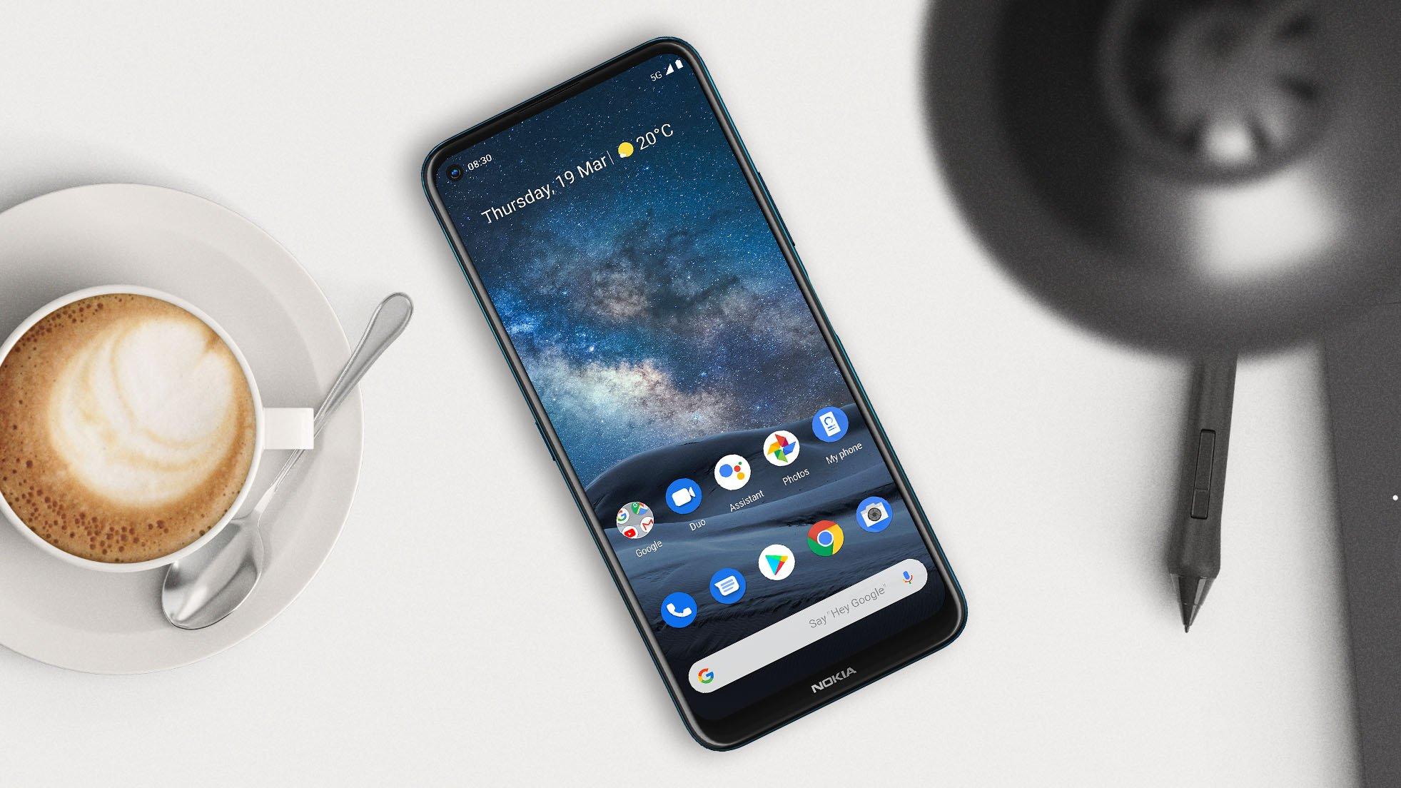Chọn điện thoại 5G: Xiaomi Mi 10T Pro hay Nokia 8.3? 1