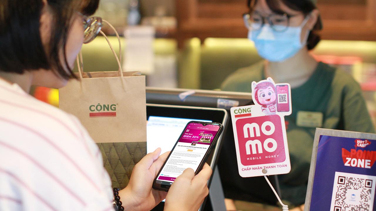 MoMo tung 3 triệu Deal giảm 50% duy nhất ngày 1/11 6