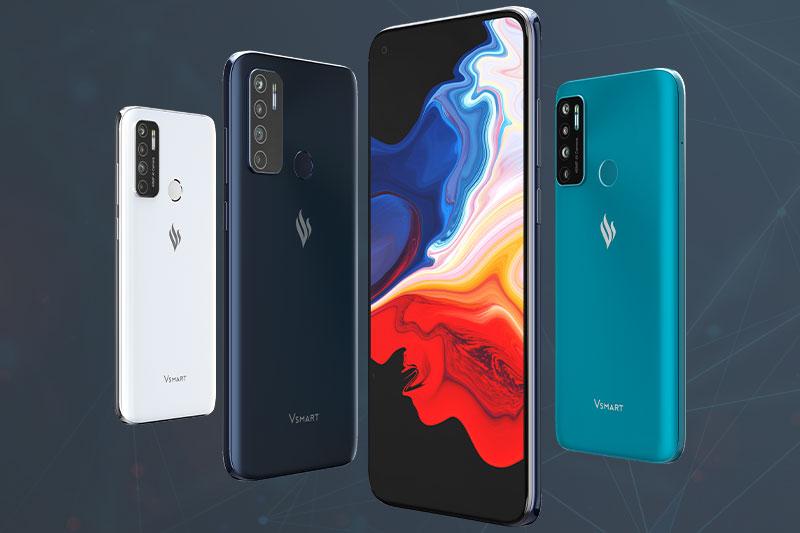 Chọn mua điện thoại 4 triệu đồng: Vsmart Live 4 hay Galaxy A21s? 1