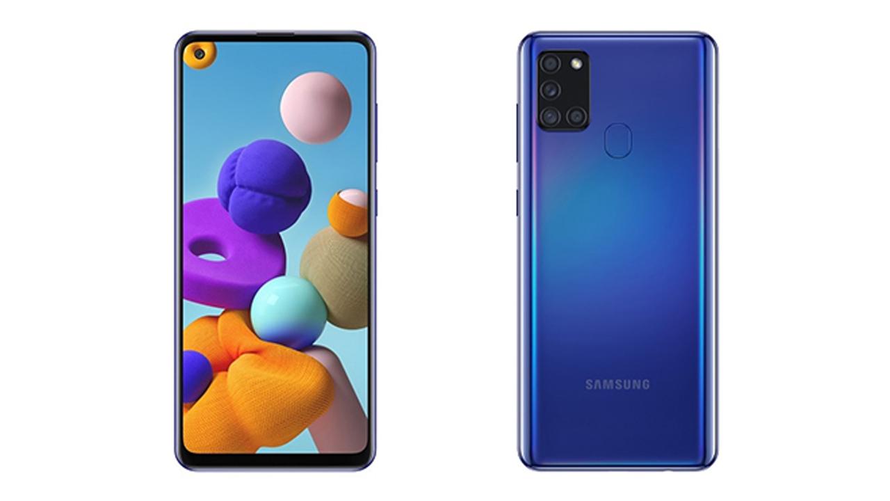 Chọn mua điện thoại 4 triệu đồng: Vsmart Live 4 hay Galaxy A21s? 2