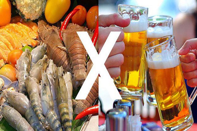 8 điều cấm kị khi ăn hải sản bạn cần phải biết 2