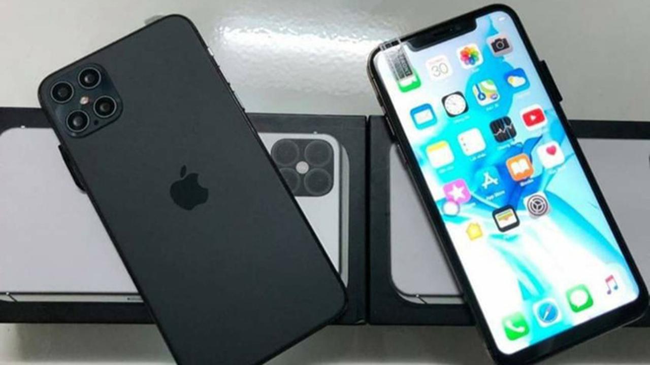 iPhone 12 giá 2,3 triệu đồng là hàng gì? 1