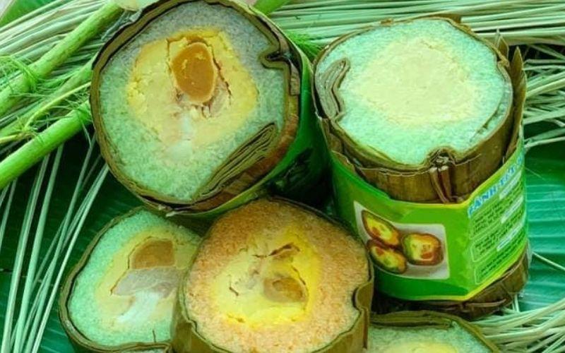 Địa chỉ mua bánh tét Trà Cuôn tại TP.HCM 4