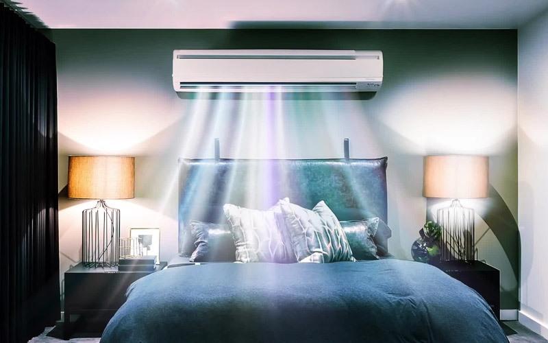 Không nên lắp đặt máy lạnh vị trí nào trong nhà? 1