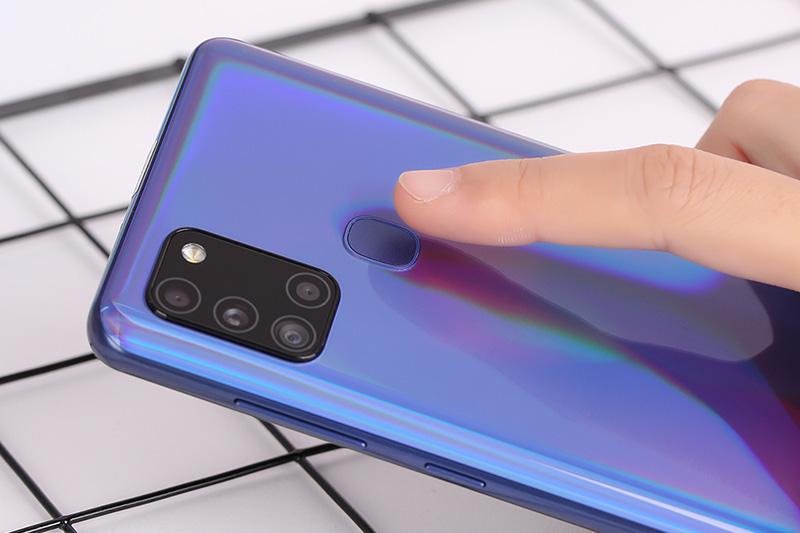 Chọn mua điện thoại 4 triệu đồng: Vsmart Live 4 hay Galaxy A21s? 4