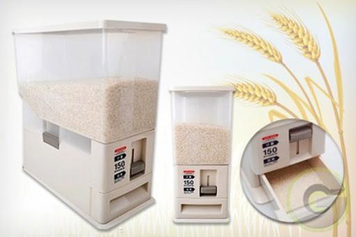 Top thùng đựng gạo thông minh tốt nhất 10