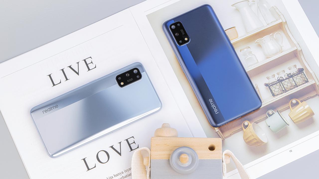 Smartphone hỗ trợ sạc pin siêu tốc: Chọn Reno4 Pro hay Realme 7 Pro? 3