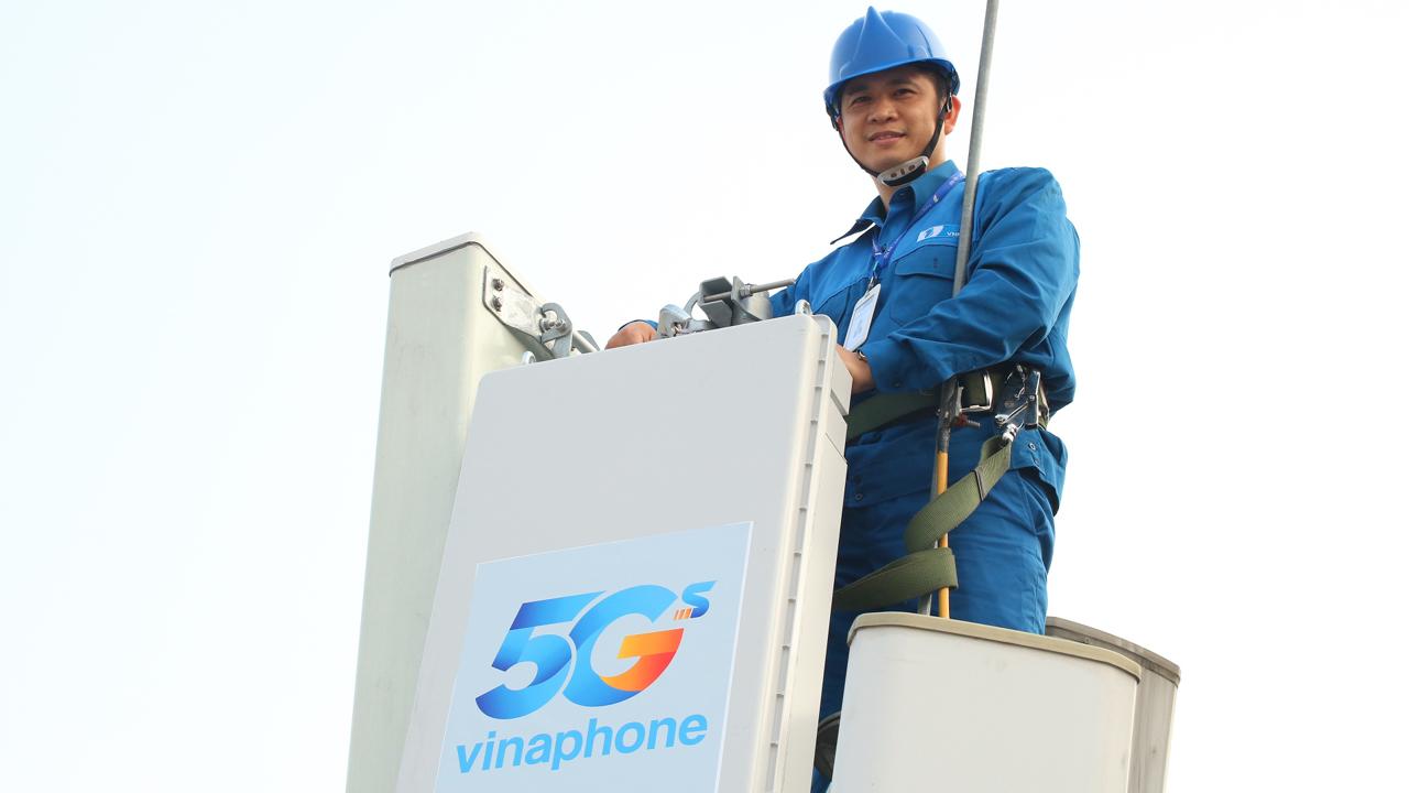 Thủ Đức có VinaPhone 5G không? 1